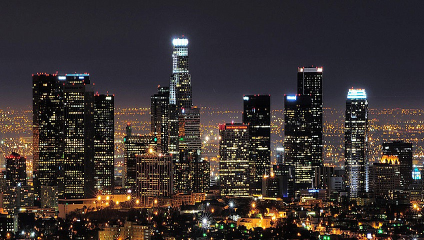 Moving to Los Angeles, USA