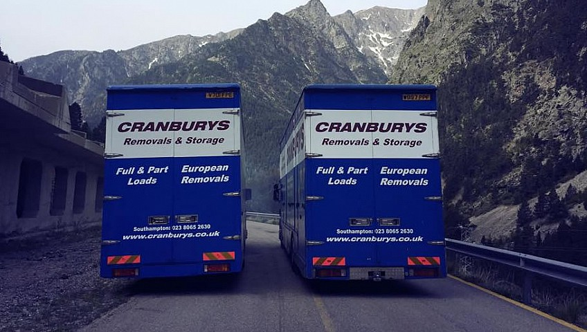 Removals back to the UK