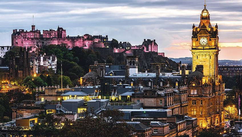 Removals to Edinburgh, Scotland