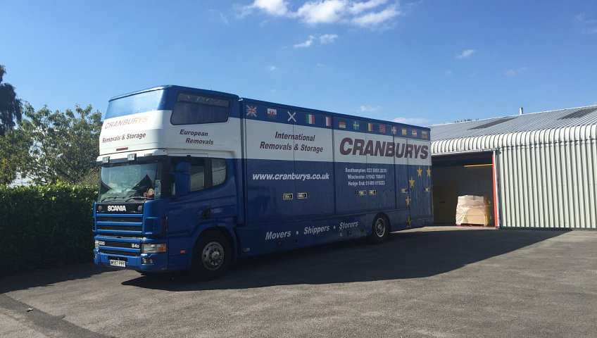 Office Relocation Cranbury Removals