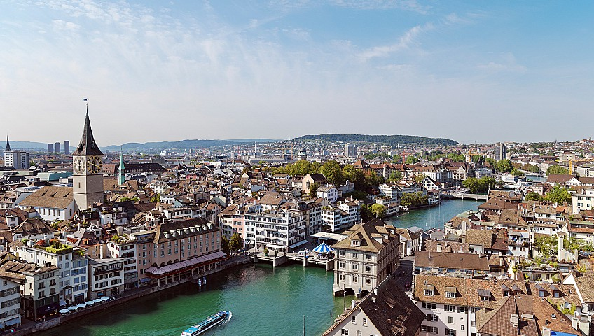 Removals to Switzerland, Zurich